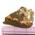 厚みのあるオパール層。