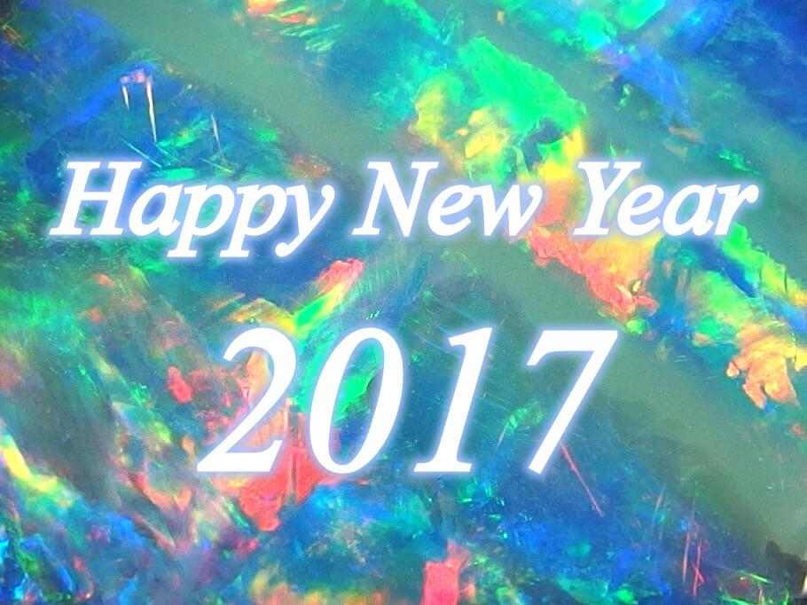Happy New Year 2017 !!!