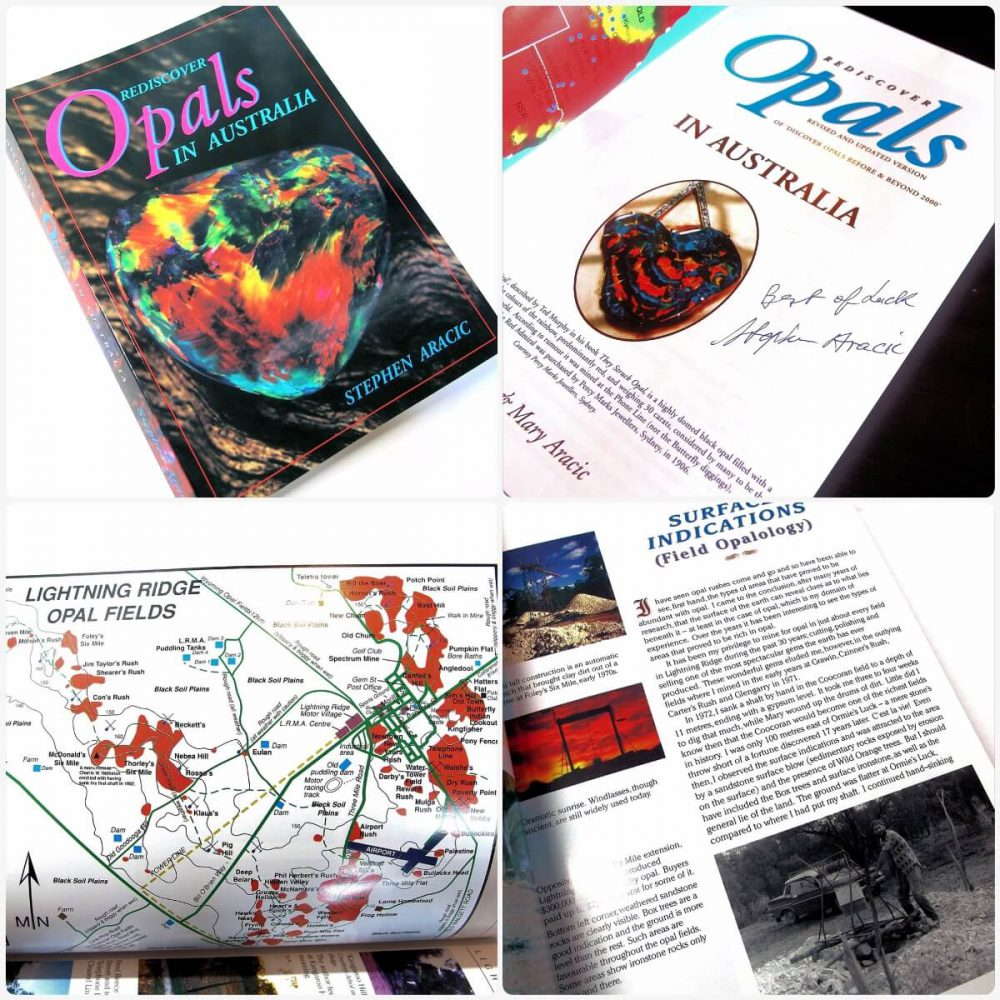 Rediscover Opals In Australia 入荷しました 。。。