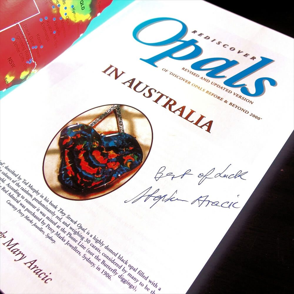 Discover Opals In Australia